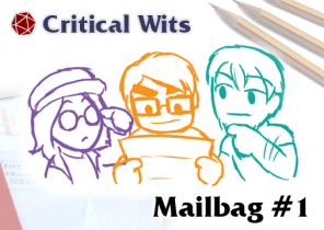Mail Bag and Feedback Episode 1