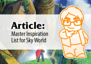 Master Inspiration List for Sky World